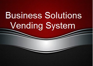 Business Solutions Vending System